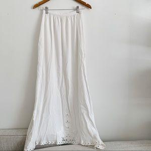 Pins & Needles maxi skirt